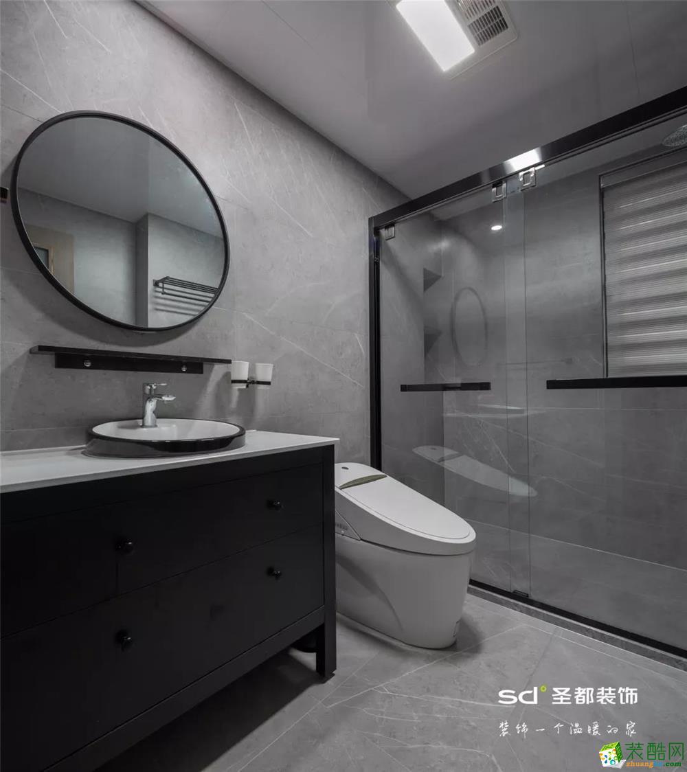杭州・江南国际城137方现代北欧风