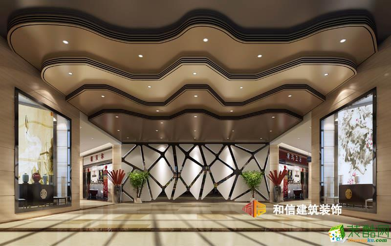 成都商場裝修設計公司-西昌-商業綜合體的設計