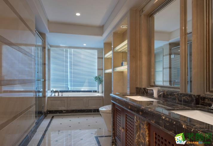 长沙美宿家装饰-120平米日式三居室装修案例