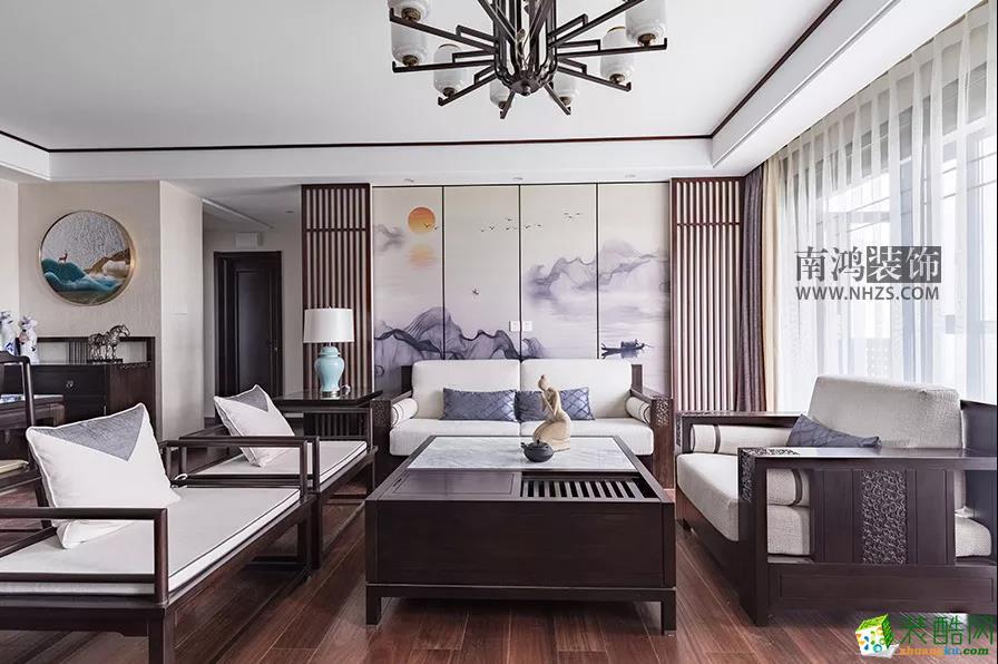朗诗国际丨167�O新中式 古色古香 在画中栖居