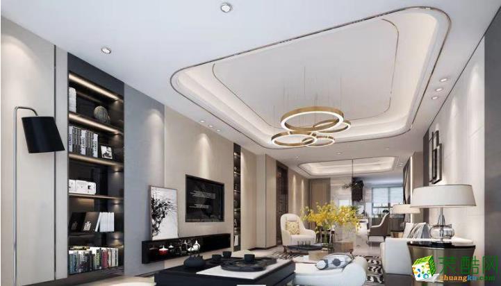 世茂天城现代风格设计装修家居案例