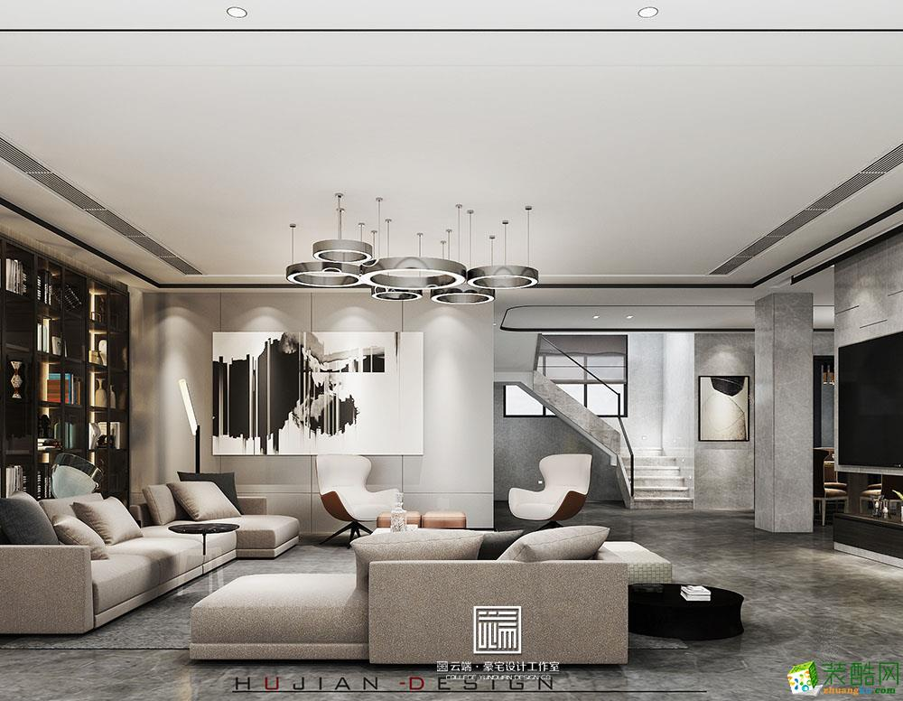 阳光城青山湖大镜简欧风格设计装修效果图