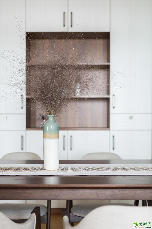 常州汇福装饰-锦绣天地85平米欧式两居室装修案例