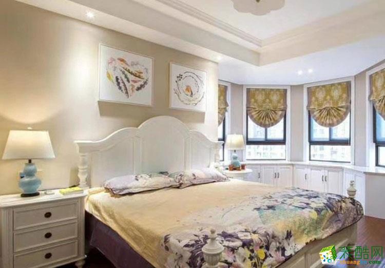 108平米三居室北欧风格装修效果图