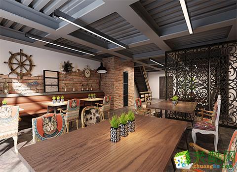 哈西华府120�O三室一厅一卫欧式风格装修设计作品