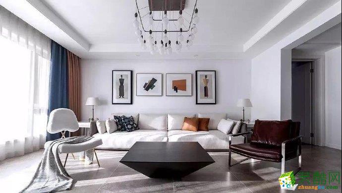 【佳天下装饰】经典蓝·雅致通透的家,温馨舒适