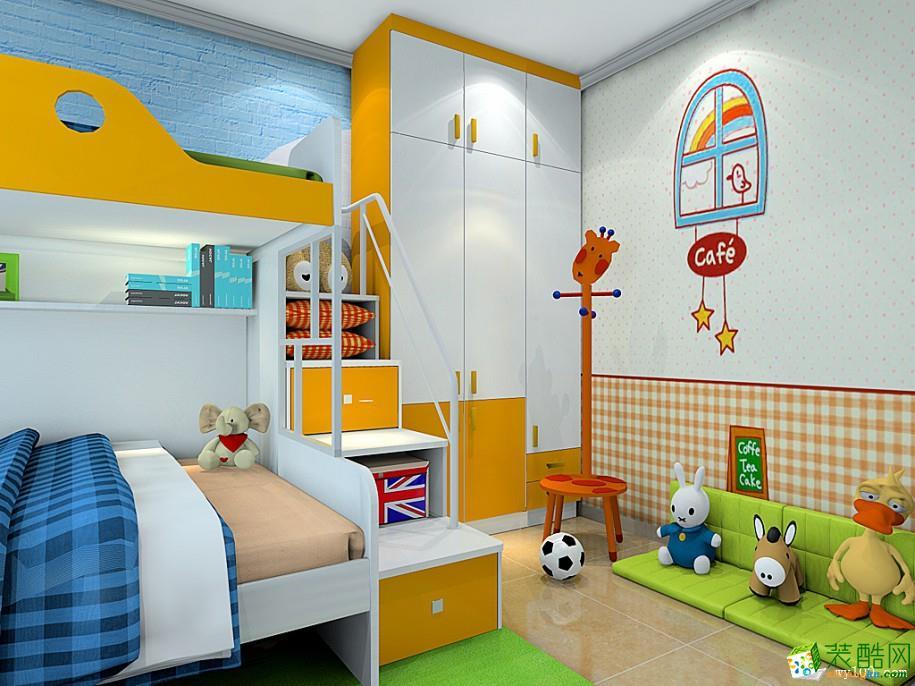 重庆9平米儿童房定制装修案例图-维意定制