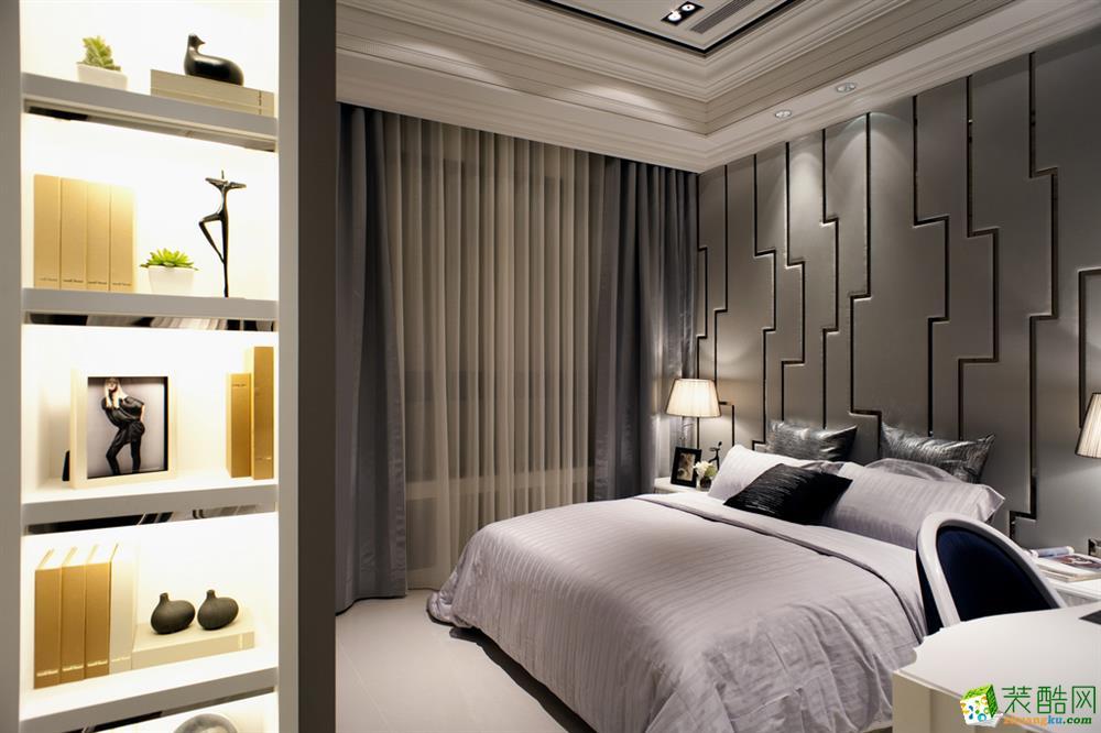 三合裝飾-森海豪庭252平別墅裝修效果圖