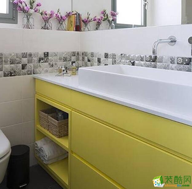 济南凯利隆和装饰-118平米简约三居室装修案例