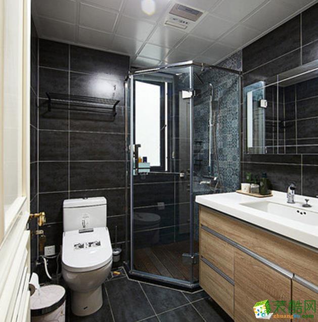 济南凯利隆和装饰-90平米北欧两居室装修案例