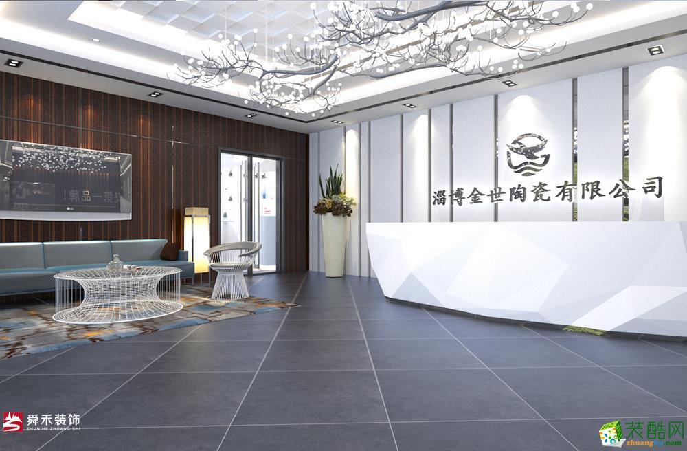 淄博企业主题展厅展示馆装修设计施工装饰公司哪家强