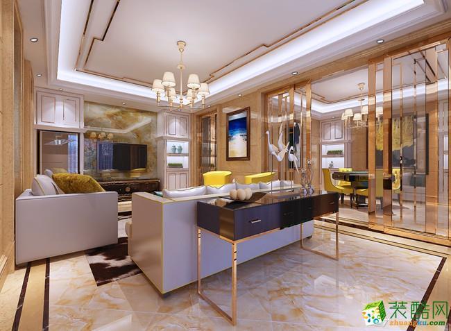 客廳  清水灣266平米別墅歐式風格裝修