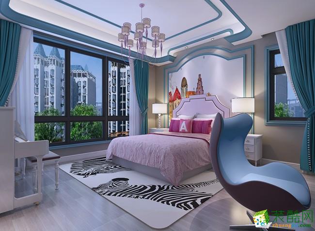 臥室  清水灣266平米別墅歐式風格裝修