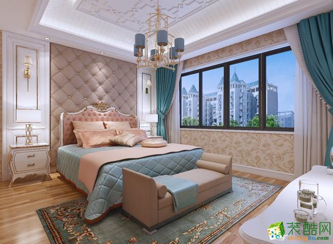 清水灣266平米別墅歐式風格裝修_歐式風格-別墅花園