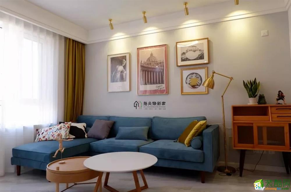重庆旧房翻新沙坪坝三峡广场紫荆花园小区全房翻新案例
