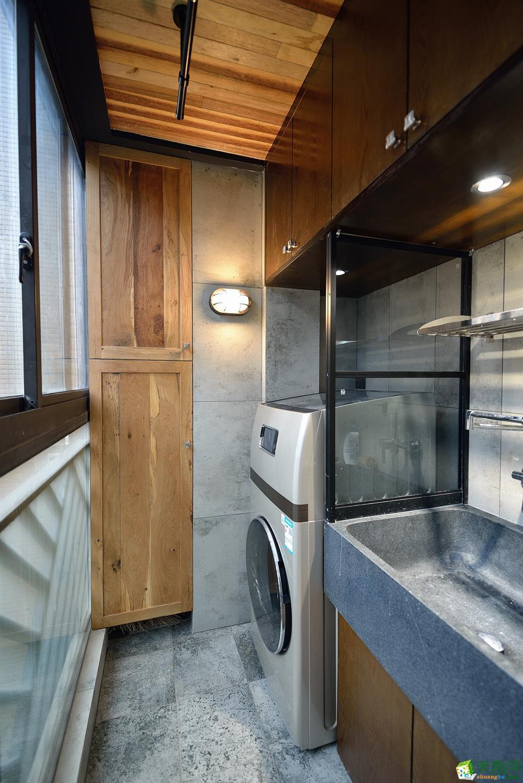常州120平米三室怎么装修?新中式风格只花15万