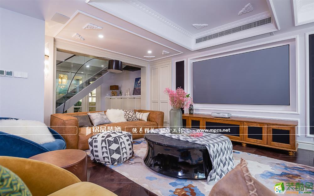 相江公寓321�O新古典风格别墅设计作品