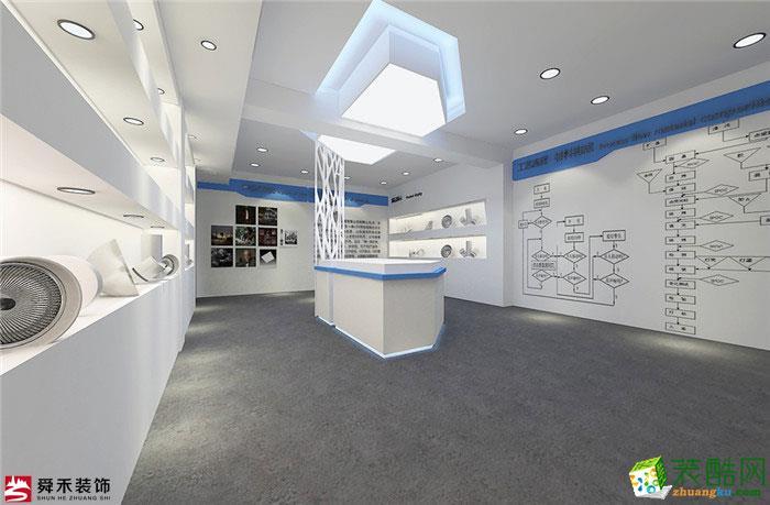 济南3D展厅多媒体展览馆展台专业设计装饰装修设计公司