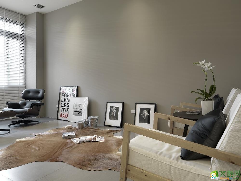 76m2 二居设计,客厅简直惊艳一个家!