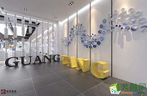 济南展厅展示装修设计公司-陶瓷展厅