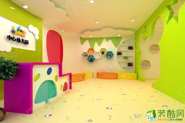 淄博幼儿园装修儿童活动中心装饰装修设计公司