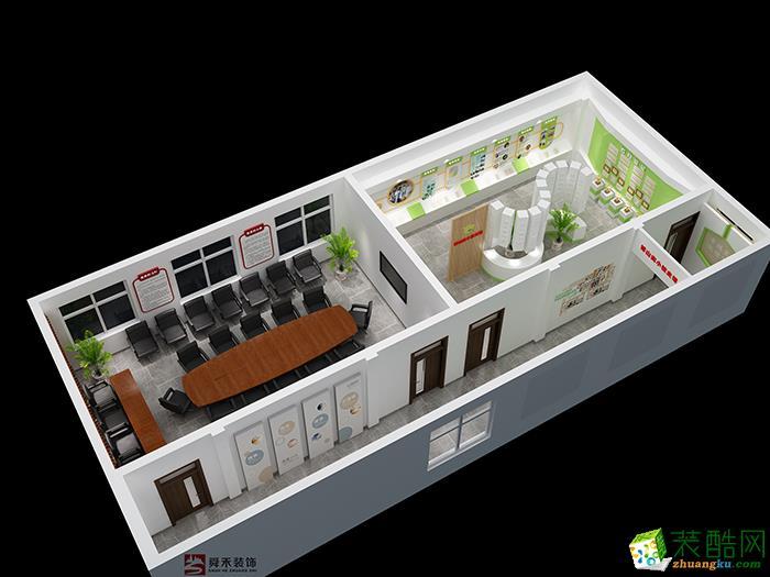 濟南培訓教育機構學校早教中心親子幼兒園裝修設計公司
