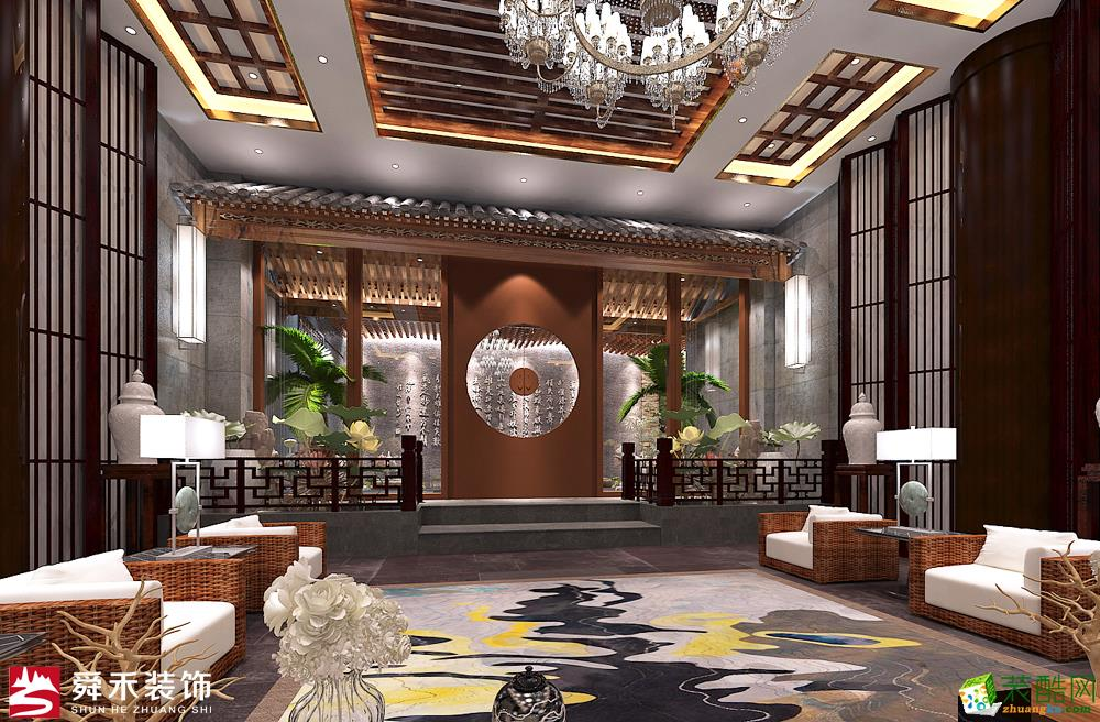 濟南辦公室裝修設計寫字樓辦公樓室內裝飾裝修設計工裝公司