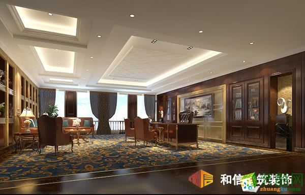 成都售樓部裝修設計公司-天府新區仁壽云端科技售樓部
