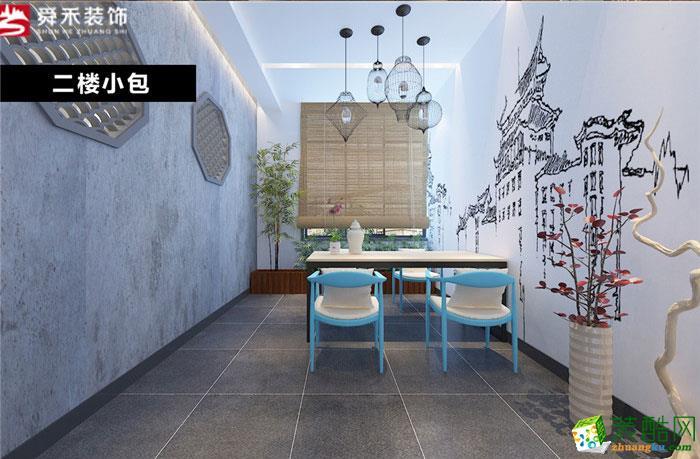 济南智能餐厅宴会主题餐馆装饰装修设计公司