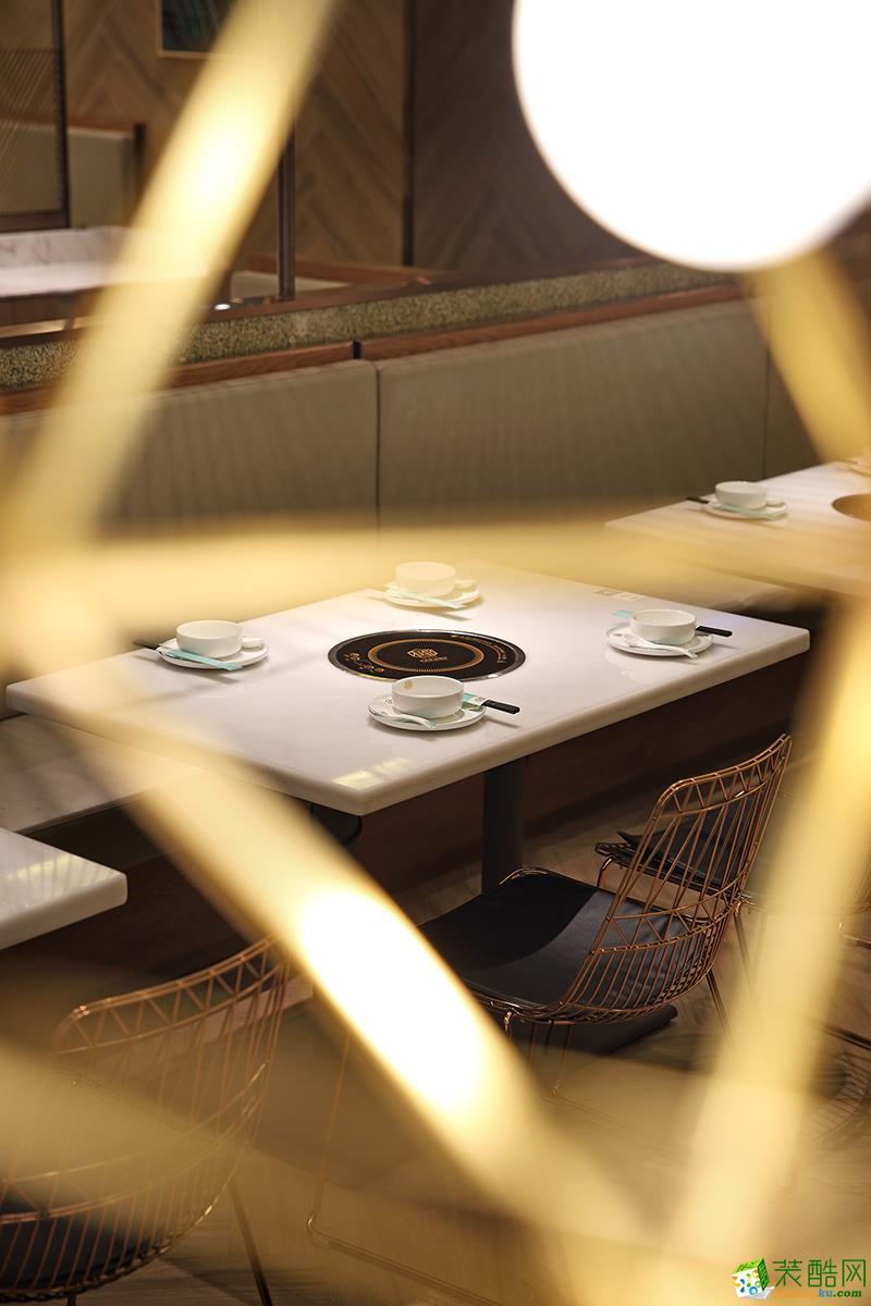 元和装饰-餐厅装饰效果图