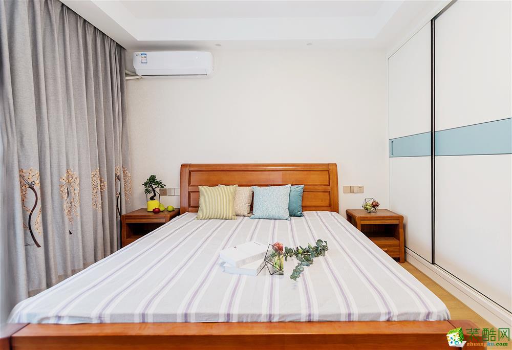 杭州110平老房翻新三室一厅二卫