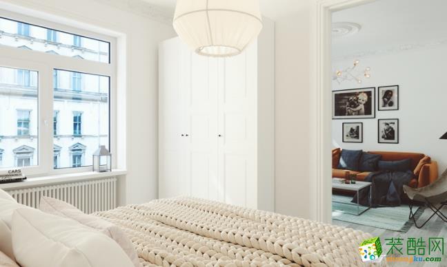 济南大成和信装饰-85平米北欧两居室装修案例