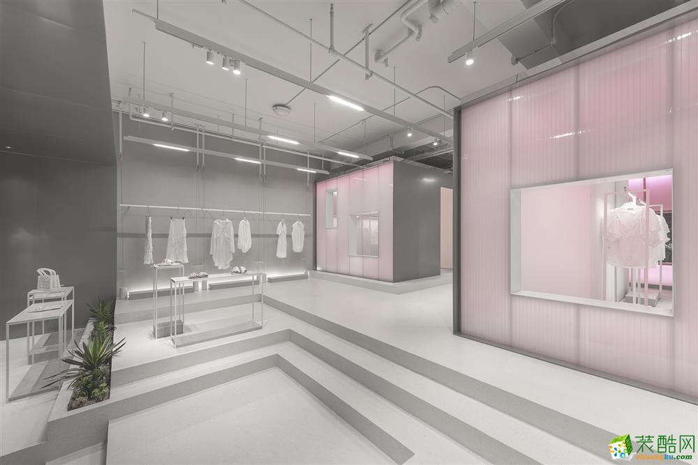 筑美优创装饰-服装店