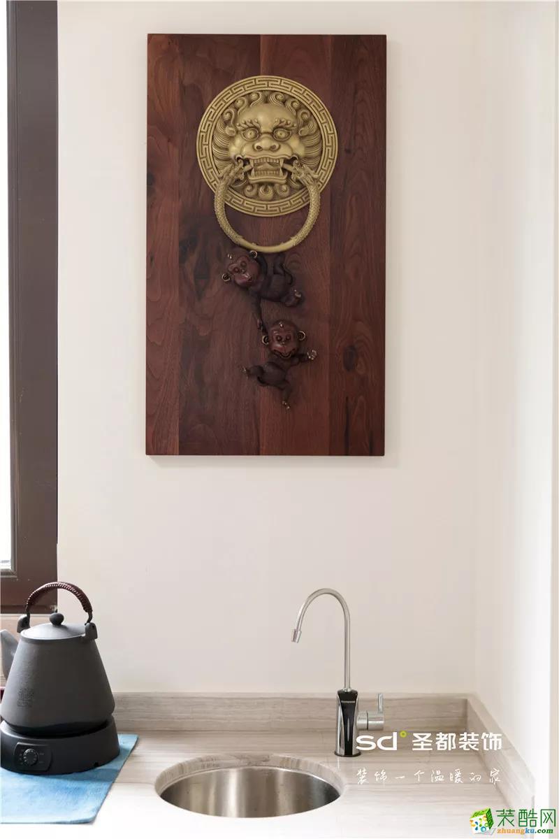 杭州・紫金西苑154方日式风格