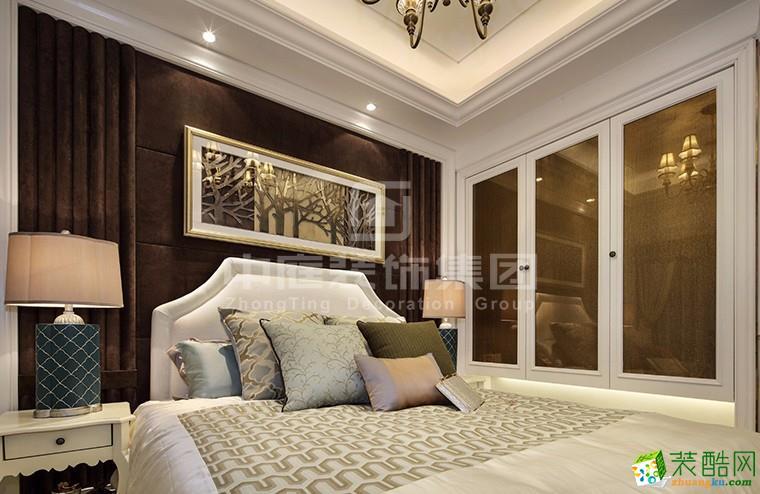 榮和悅瀾山92平簡歐風格_歐式風格-三室一廳一衛