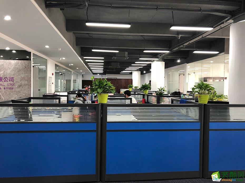 广东埃文低碳科技股份有限公司办公室装修设计
