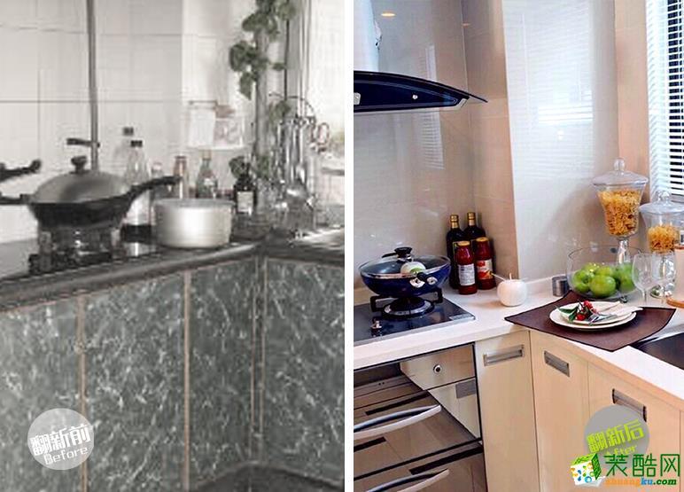 福州就匠装饰-厨房翻新案例