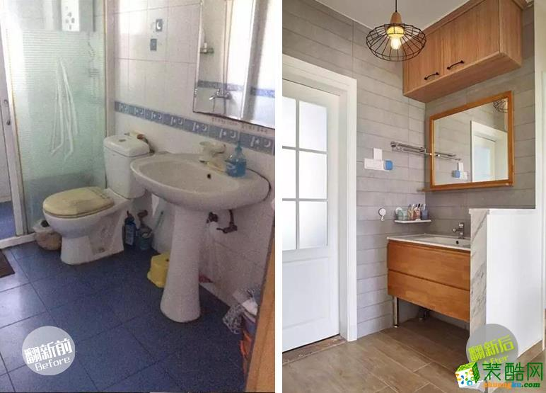 福州就匠裝飾-衛生間翻新