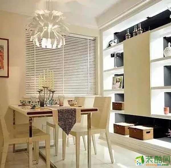 80平米两居室装修 实用性最高的简约时尚