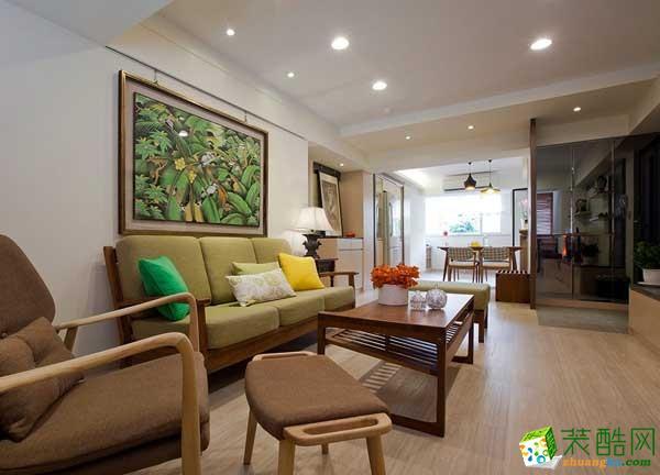125平米三室两厅老屋翻新 再造理想生活