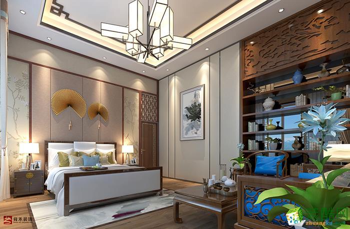 濟南做民宿別墅辦公室樣板間售樓處設計施工的就找山東舜禾裝飾