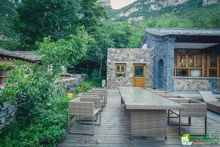 山東淄博的客棧民宿設計裝修裝飾公司哪家強