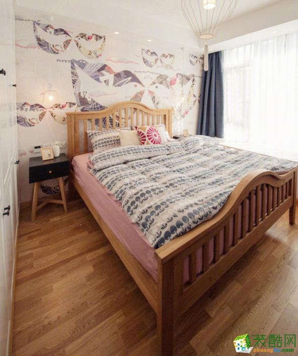 常州恒杨家装饰-79平米现代简约两居室装修案例