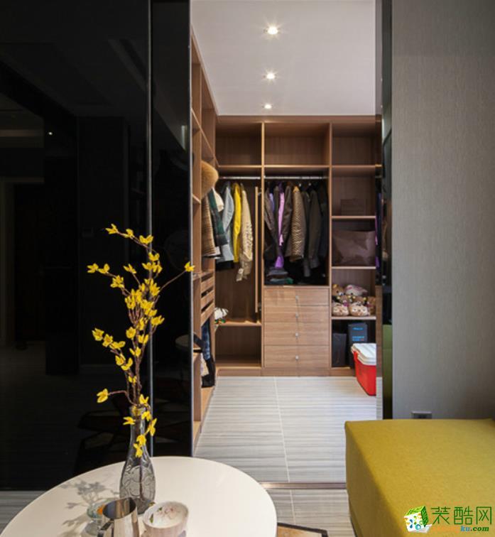 济南紫名都装饰-120平米现代 三居室装修案例