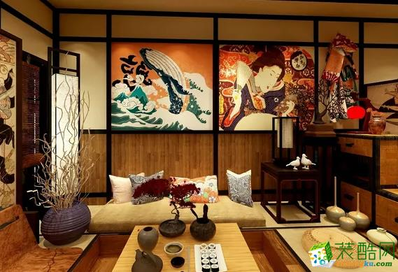 日式風格民宿三居室116方