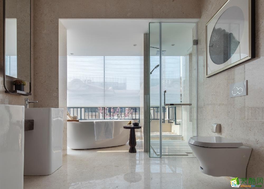 360平米新中式别墅---雅静东方