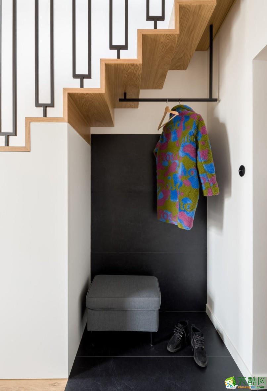 LOFT复式夹层小公寓-现代清新风