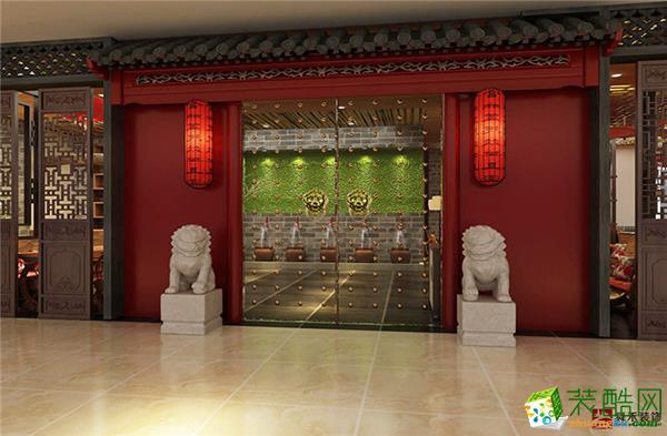濟南日韓式料理烤肉烤魚新疆餐飲店餐館飯館飯店設計施工公司