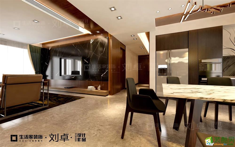 半山悅景175_現代風格-四室兩廳兩衛