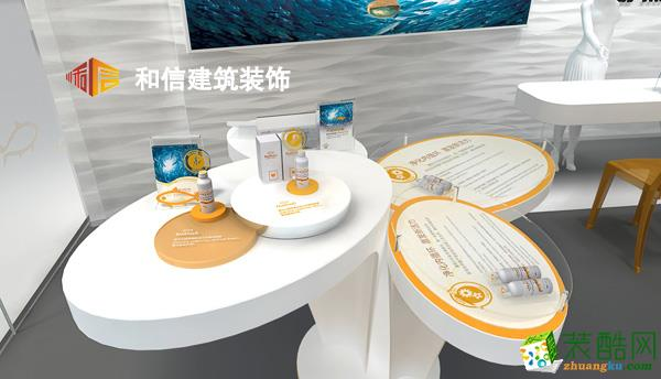 成都商鋪裝修設計公司-朗熙魚油旗艦店
